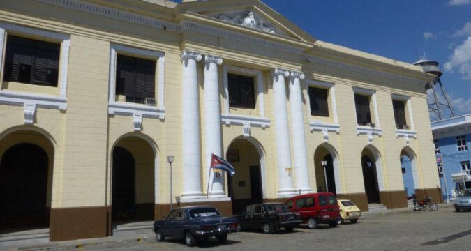 Aduana Santiago de Cuba
