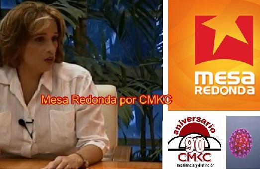 Mesa Redonda Informativa por CMKC