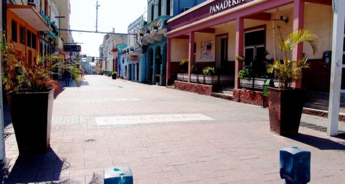 Calle Enramadas