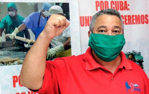 El objetivo es debatir preocupaciones, dudas y buenas experiencias e iniciativas en nuestros colectivos con motivo del Primero de Mayo y a 20 años del concepto de Revolución, expresado por Fidel en el Día Internacional de los Trabajadores del año 2000.