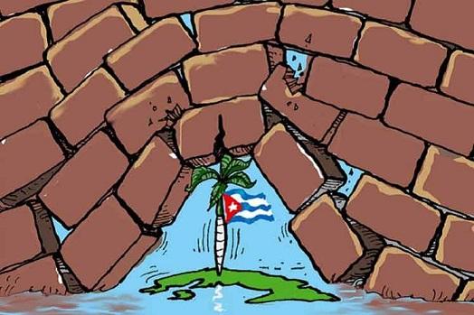 Estrategias mediaticas de EE.UU contra Cuba