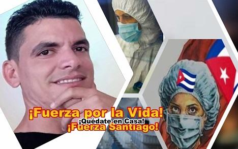 ¡Fuerza Santiago!, ¡Fuerza por la Vida! Mensajes desde Guyana e Italia para los santiagueros.
