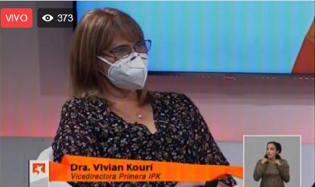 Nieta de Pedro Kourí sigue tradición científica de la familia