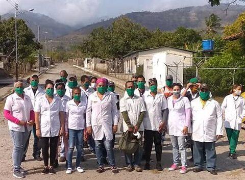En Venezuela, Héroe del municipio Mella