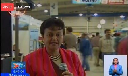 Falleció la Periodista Freyda García, de la Televisión Cubana