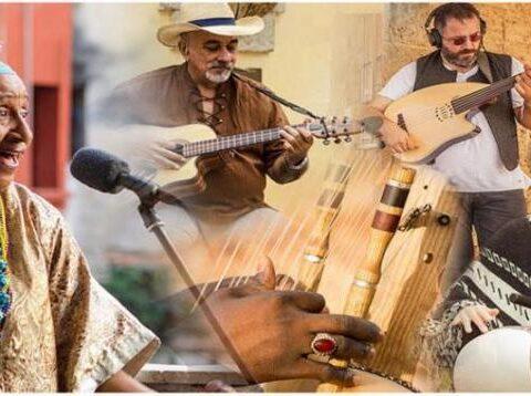 Músicos del mundo cantan el «Chan chan» de Compay Segundo