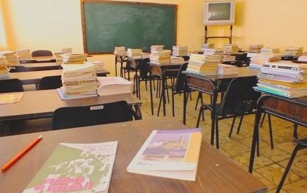 Reajustes en el curso escolar en Santiago de Cuba.