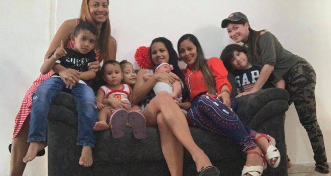 Compartir en familia durante el aislamiento social