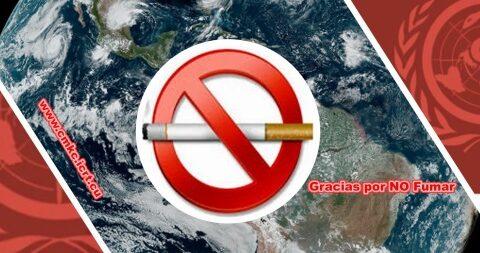 CMKC le recuerda que Fumar daña su Salud.
