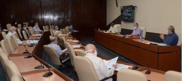 Gobierno Cubano evalúa temas socio-económicos vitales con autoridades provinciales.
