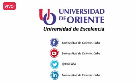Streaming sobre Reajustes en el curso escolar en la Universidad de Oriente de Santiago de Cuba.