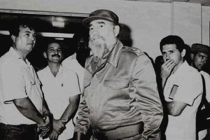 Fidel ante el sismo de Granma, Lunes 25 de Mayo, Terremoto de Cabo Cruz, M= 6.8