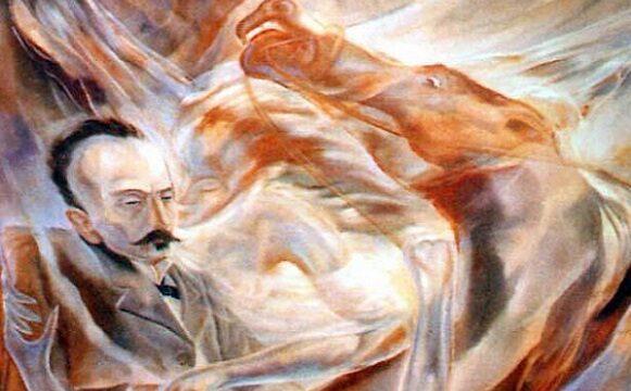 José Martí, Héroe Nacional y Apóstol de Cuba.