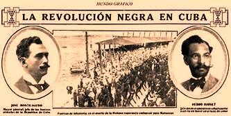 El Partido Independiente de Color (PIC), que se propuso organizar la lucha por igualdad efectiva y derechos específicos, utilizando las vías legales del sistema político y de la libertad de expresión. Sus dirigentes fueron: Evaristo Estenoz, Pedro Ivonnet y Gregorio Surín.