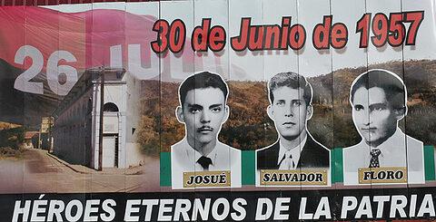 Floro Vistel Salvador Pascual y Josué País