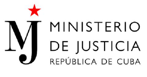 Ministerio de Justicia Cubano