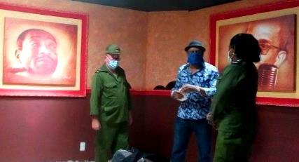 Salón del Son en Santiago de Cuba, un sueño hecho realidad en medio de la pandemia por el covid-19.