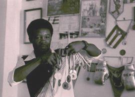Adolfo Horta, gloria deportiva del boxeo cubano