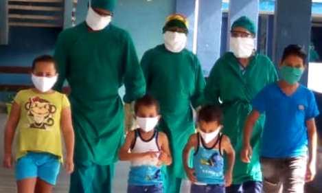 Prioridad en la atención a niños y niñas en la etapa post covid-19 en Santiago de Cuba.
