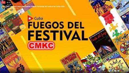 StreamingCuba, Edición Homenaje del Festival del Caribe