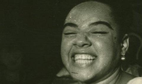 La santiaguera Celeste Mendoza, guarachera muy respetada.