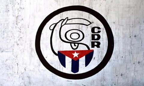 Comité de defensa de la revolución CDR
