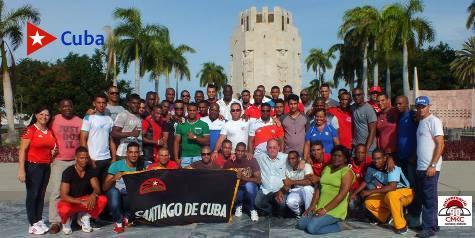 Santiago de Cuba cuna de campeones. CMKC, Radio Revolución.