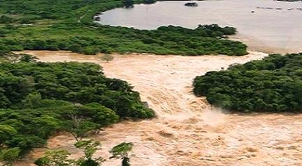 Desborde de rios son frecuentes en esta etapa de temporada ciclónica en Santiago de Cuba