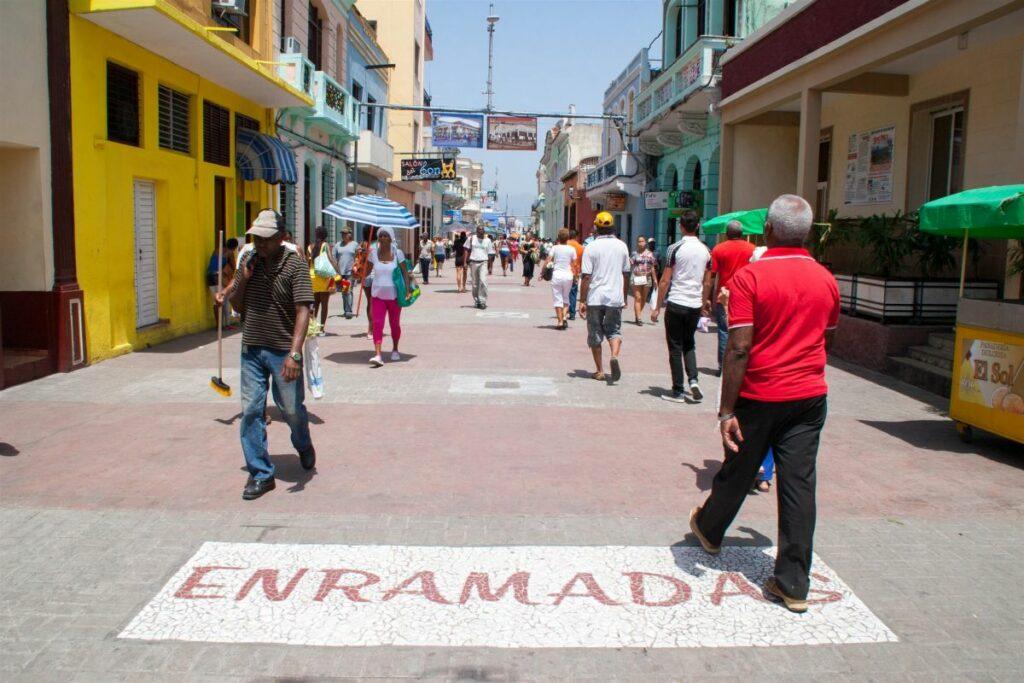 Calle Enramadas 2020