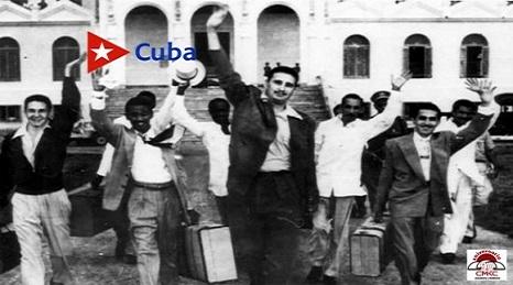 Y Fidel cumplió sus palabras, salió de prisión y derrocó a Batista.