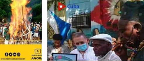 Gali Premio Internacional del Festival del Caribe, edición homenaje 2020