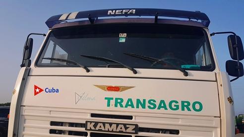 Procura GELMA Santiago más eficiencia en transportación agrícola