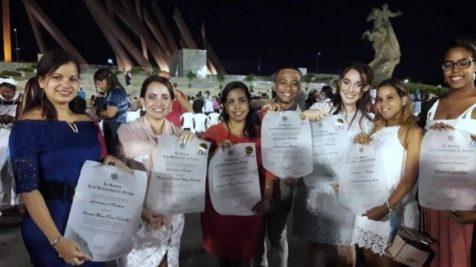 Más de 2 mil profesionales recibieron sus títulos en la Universidad de Oriente