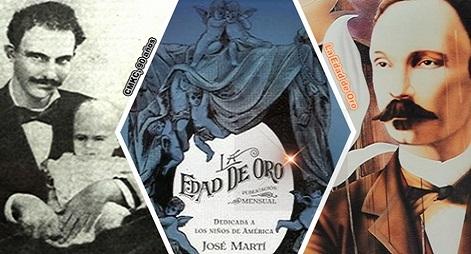 La Edad de Oro, de José Martí, para todos los niños y niñas.