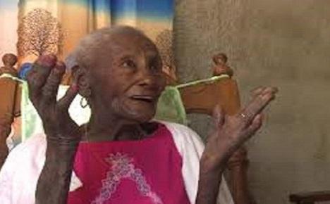 Cumplió 103 años la santiaguera Julia Maceo Suárez