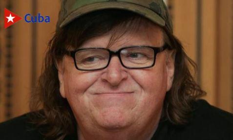 """Michael Moore: """"Tenemos mucho que aprender de los cubanos"""""""