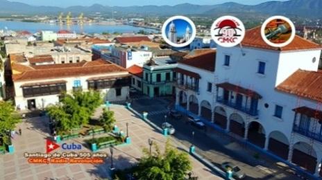 Hacia los 505 años Santiago de Cuba