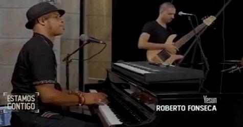 StreamingCuba Concierto de Roberto Fonseca