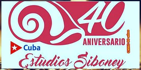 Actividades por los 40 años del Sello EGREM Siboney