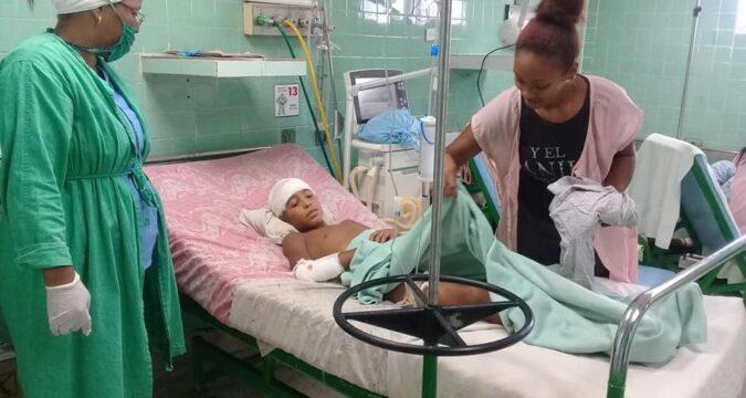 terapia intensiva Hospital Infantil Sur