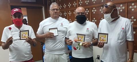 Aniversario 98 de la Radio Cubana y los 90 de la CMKC