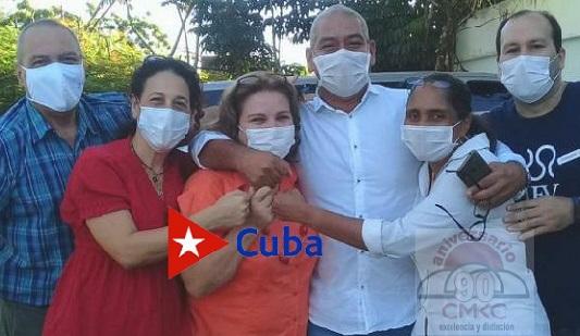 Avanza en Santiago de Cuba ensayo clínico de Abdala con éxito
