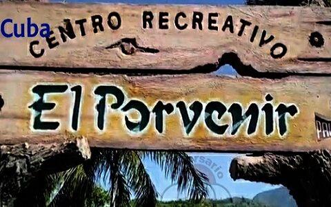 Centro Recreativo El Povenir Palmares Santiago de cuba.