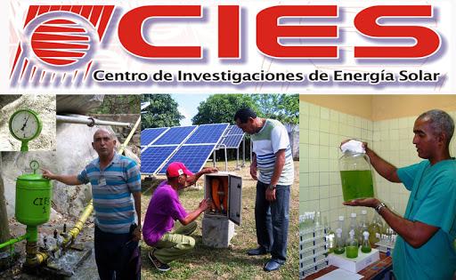Centro de Investigaciones de Energía Solar