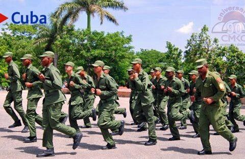 Se reanudan el 1ro. de septiembre los llamados al servicio militar activo