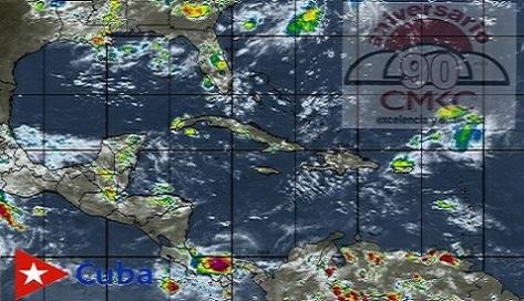 Temporada ciclónica 2020 en el Caribe