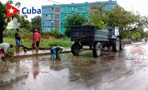 Trabajar con celeridad en todo Santiago de Cuba