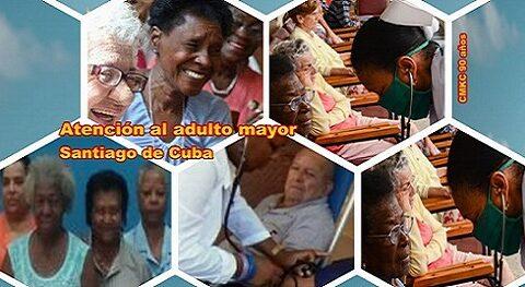 Atención al adulto mayor, una prioridad en la provincia Satiago de Cuba. Radio Revolución.