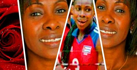 Luminarias del Deporte Cuba, hoy, Mireya Luís