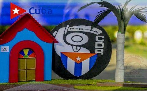 Premio del Barrio que otorga los Comités de Defensa de la Revolución en Cuba.